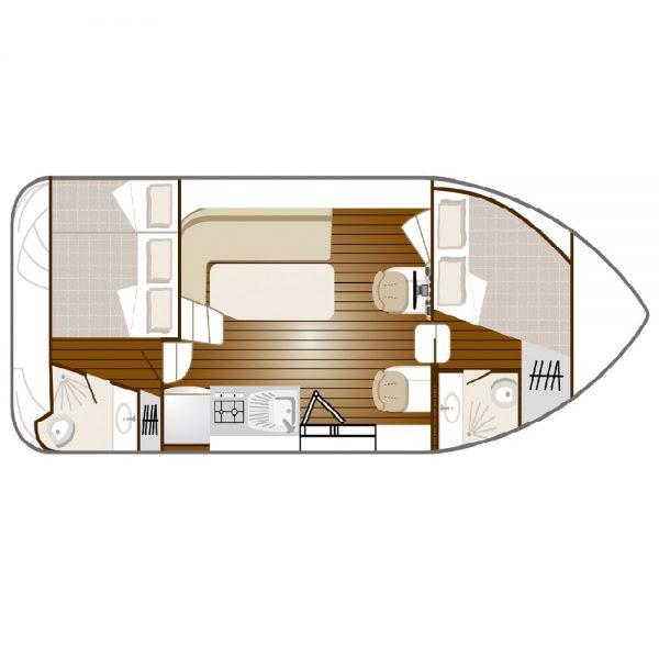Plan simple N-900
